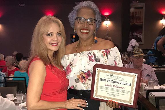 Dr Piper Center - Volunteer Recognition
