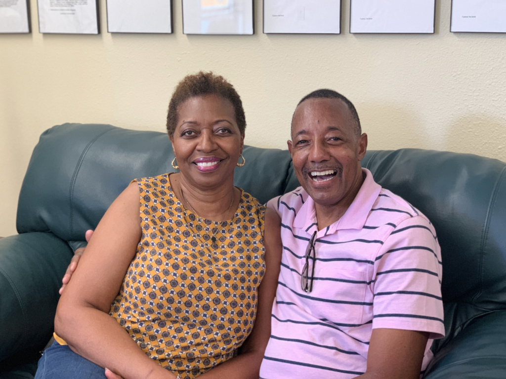 Faith in Action Wanda and Vernon